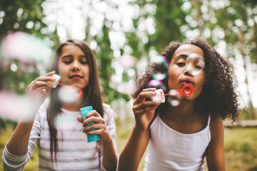 Get the Kids Outside This Summer with These Four Activities