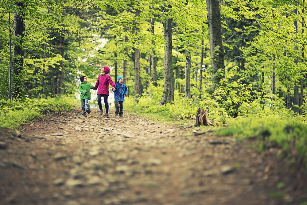 How Children Benefit from Learning Outdoors