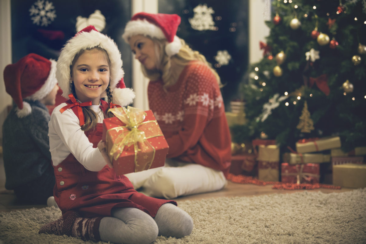 Festive Holiday Games for Your Gifted Child
