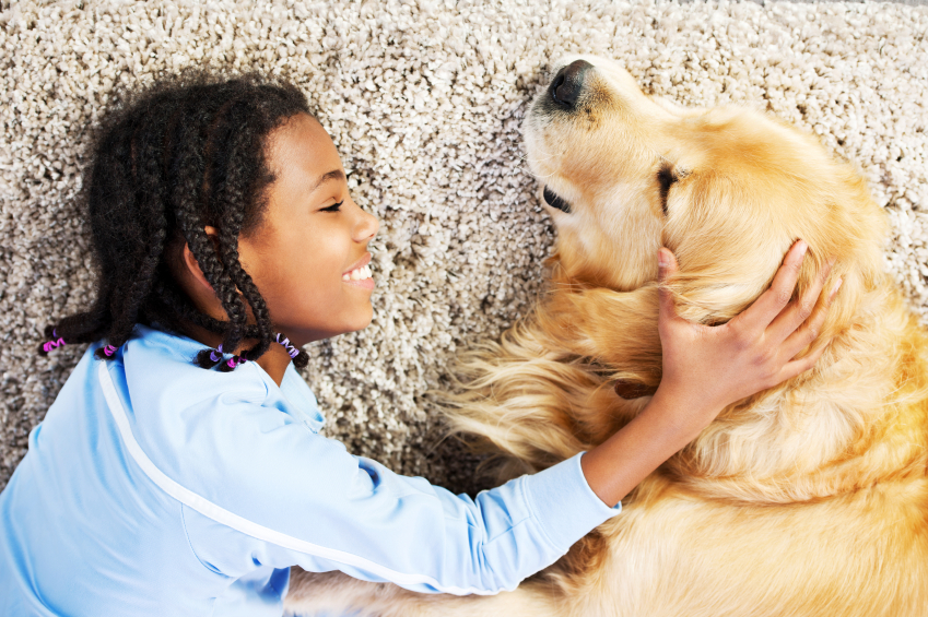 Therapy Animals for Twice Exceptional Children