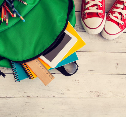Six Steps to Prepare for the New School Year